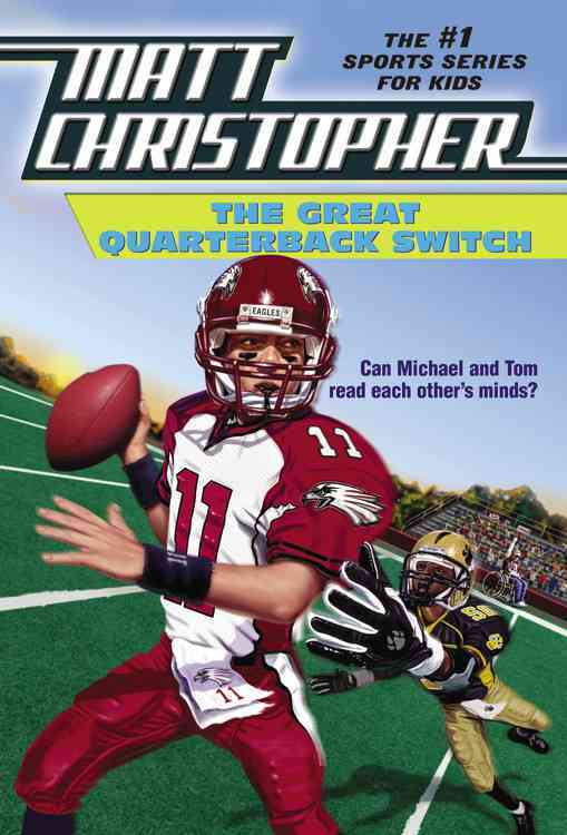 The Great Quarterback Switch By Christopher, Matt/ Nones, Eric (ILT)